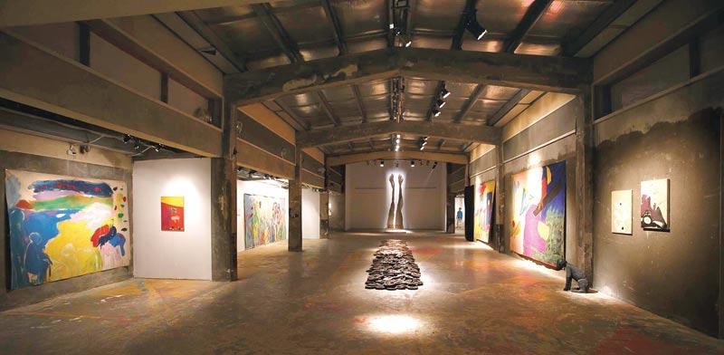 מראה כללי בתערוכה / צילום: אפי יוספי