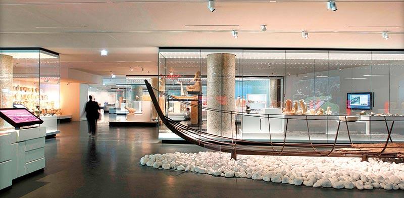 מוזיאון במרסיי בתכנונה של אדלין ריספל / צילום: יחצ