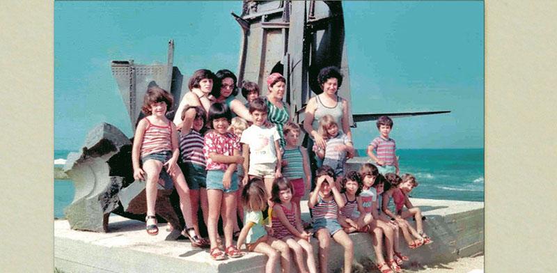 תמונת ילדות / צילום מתוך התערוכה