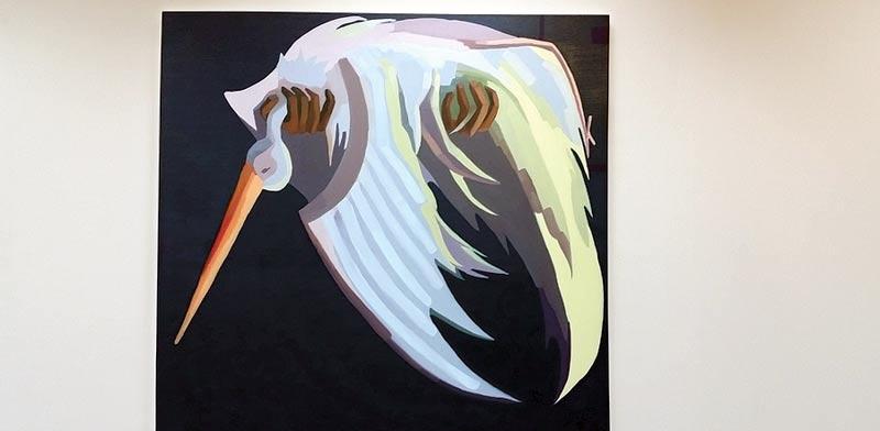 ציור של נירית טקלה/ צילום:יחצ