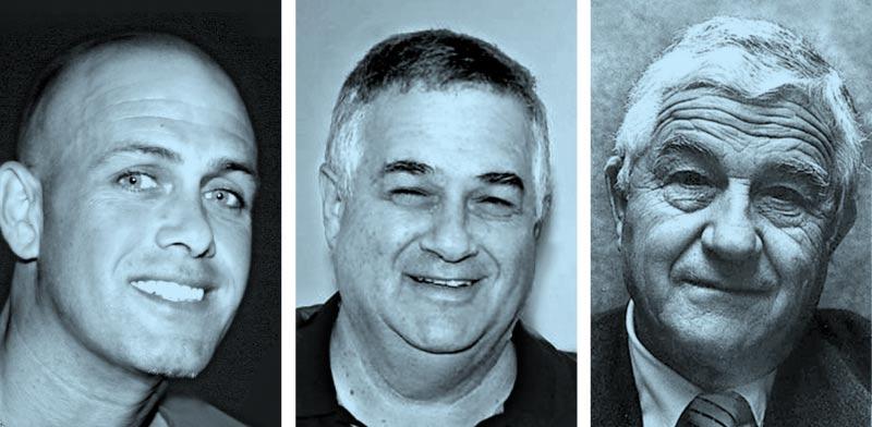 הסב מאיר, הבן דודי והנכד עדי / צילום: איילת ברמן, שוקה כהן, אסף לב