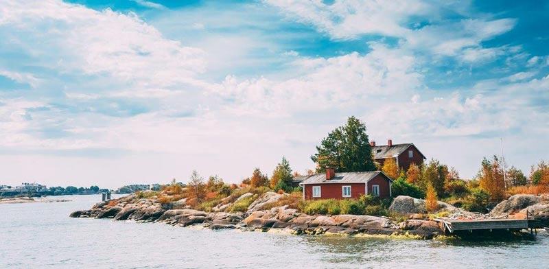 פינלנד-קו החוף/ קרדיט: שאטרסטוק