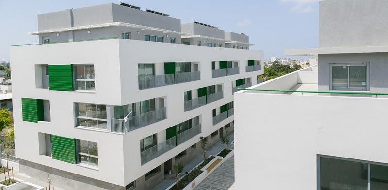 """פרויקט """"גני שפירא"""" - הדיור החברתי הראשון בתל אביב, צילום: באדיבות עיריית תל אביב – יפו"""