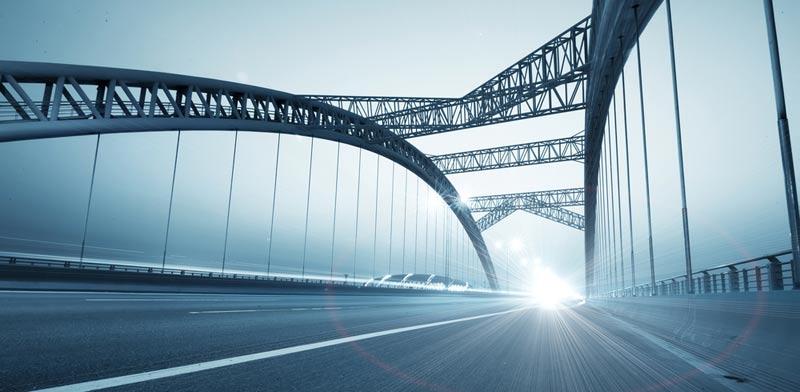 גשר / צילום: שאטרסטוק
