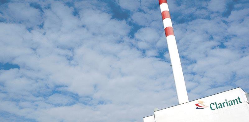 מפעל Clariant / צילום: רויטרס