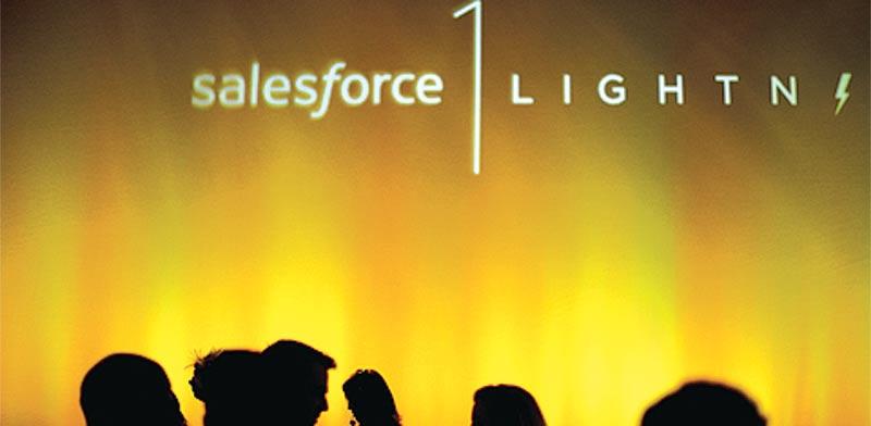 חברת התוכנה Salesforce.com  / צילום: בלומברג