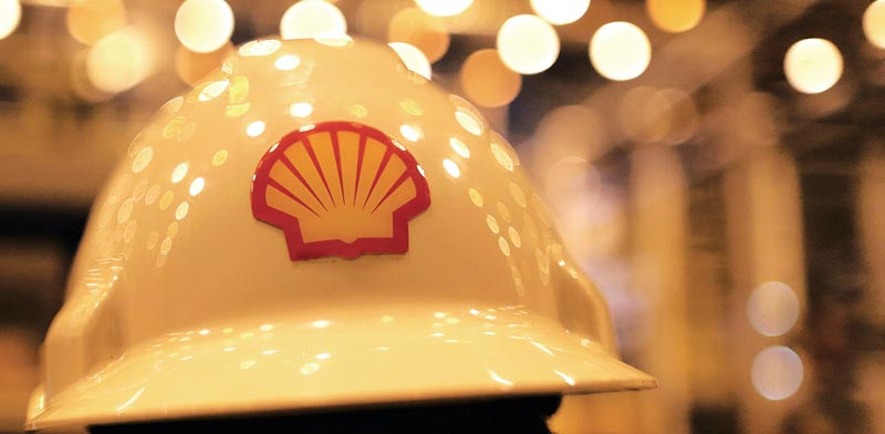 Shell Photo: Reuters