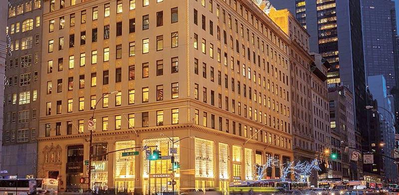 Wharton Property asset in Manhattan