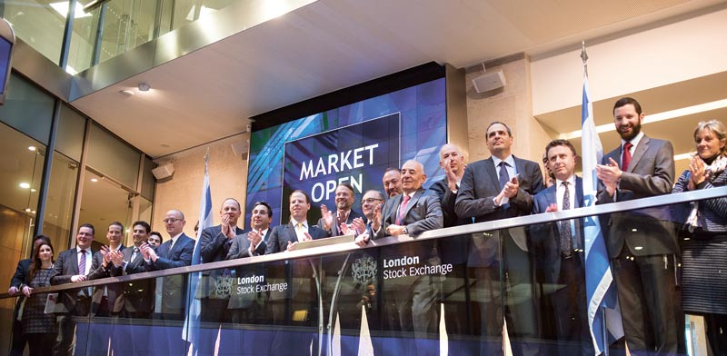 London Stock Exchange Photo: Blake Ezra
