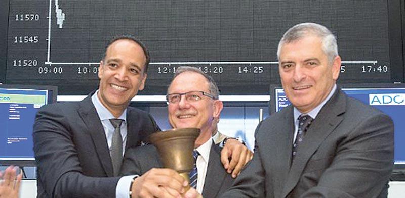 Ofer Kotler, Shlomo Zohar and Rabin Savion
