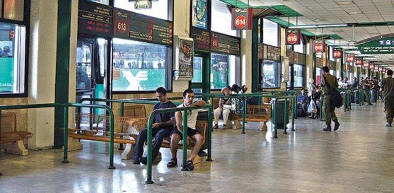 התחנה המרכזית החדשה בת``א/ צילום: תמר מצפי