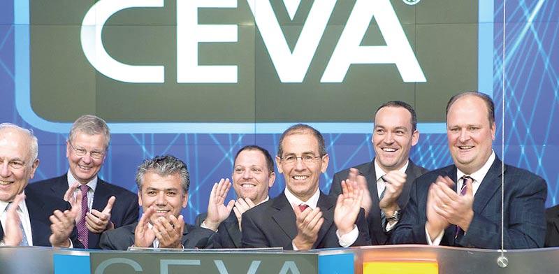 """סיוה פותחת את המסחר בנאסד""""ק / צילום: יח""""צ"""