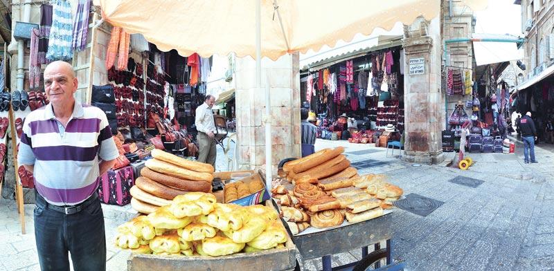 העיר העתיקה בירושלים / צילום: רפי קוץ
