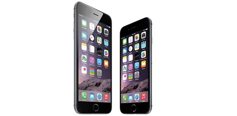 iPhone 6 and iPhone 6 Plus, photo: PR