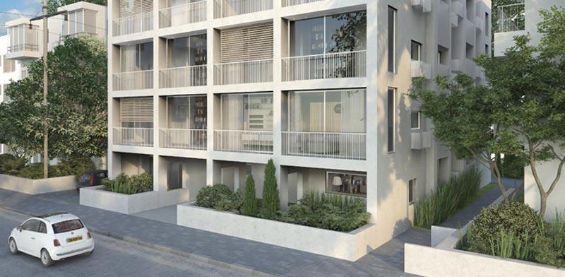 איבשיץ 6, תל אביב/ צילום: אדריכלים אתגר-נול