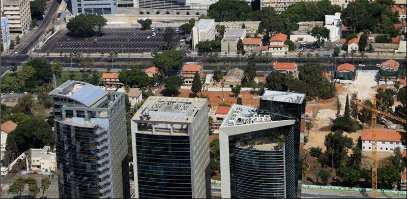 מתחם כנרית בתל אביב / צילום: יחצ