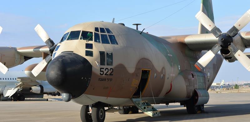 New improved C-130 Hercules