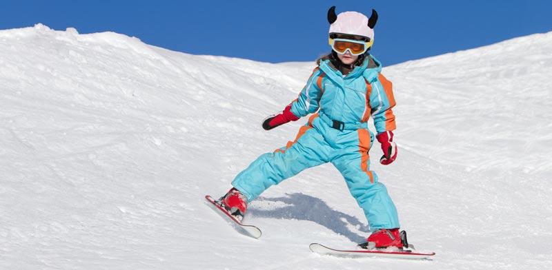שיעורי סקי בעברית באלפים: חוויה מיוחדת לילדים