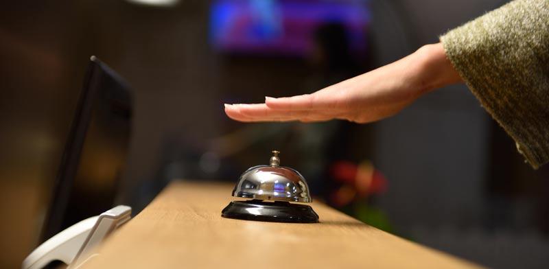 לובי בית מלון/ Shutterstock/ א.ס.א.פ קרייטיב