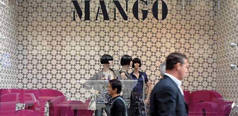 חנות של מנגו/ צילום:בלומברג