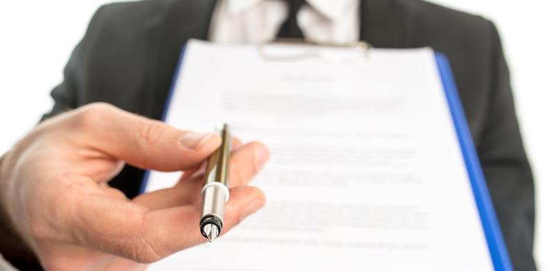 הסכם מכר/ צילום:  Shutterstock/ א.ס.א.פ קרייטיב