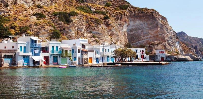 מילוס-יוון / צילום:  Shutterstock/ א.ס.א.פ קרייטיב