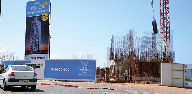 אגמים, אפריקה ישראל / צילום: תמר מצפי