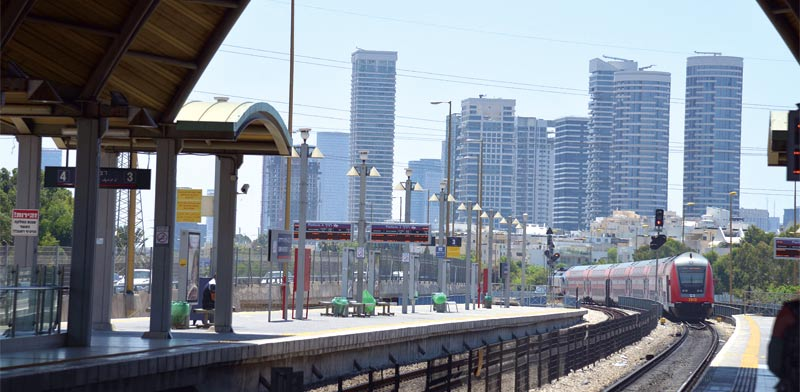 Tel Aviv University station