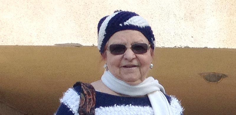 אילנה אלרוד / צילום: מירב מורן