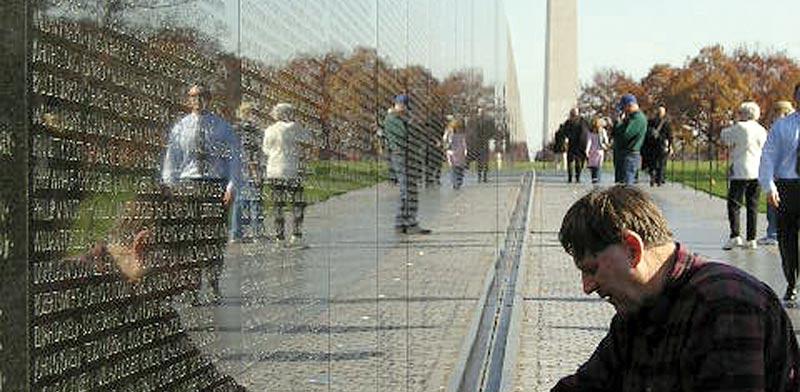 אנדרטת מלחמת וייאטנם / צילום: יחצ
