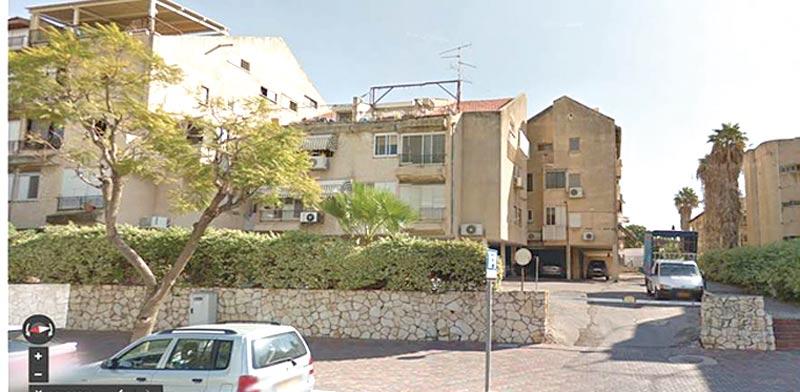 בחדרה, ברחוב הלל יפה במרכז העיר, דירת דופלקס בת 4.5 חדרים / צילום: יחצ
