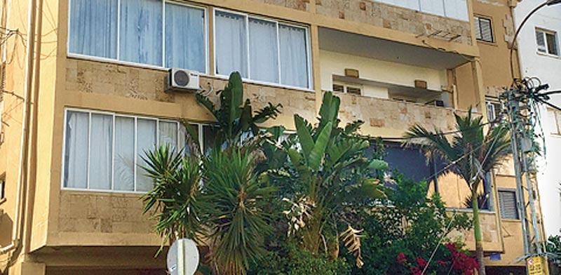 בתל אביב, ברחוב הירקון, דירה בת 3 חדרים / צילום: יחצ