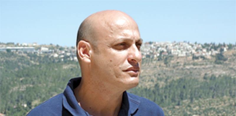 איתמר בן דוד, יור הוועדה המחוזית לתכנון ובנייה חיפה / צילום:  דב גרינבלט