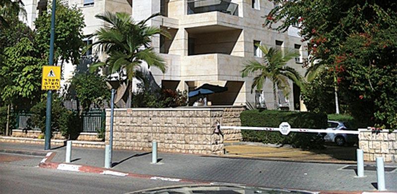 תל אביב רחוב אלכסנדר פן / צילום: יח צ