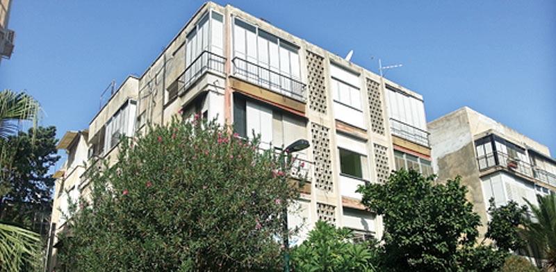 דירה בת 3 חדרים בתל אביב, בצפון הישן ברחוב משה בן עזרא / צילום: תמר מצפי