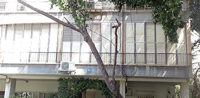 ויצמן 80, תל אביב / צילום: תמר מצפי