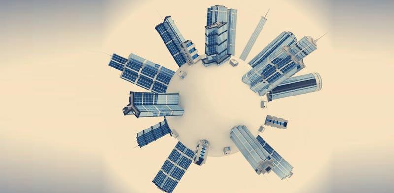 """נדל""""ן מסחרי בעולם/ קרדיט: שאטרסטוק"""