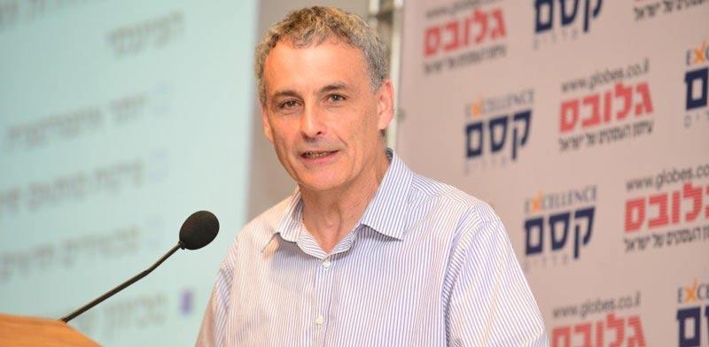 פרופ' נתן זוסמן - מנהל חטיבת המחקר בבנק ישראל / צילום: תמר מצפי