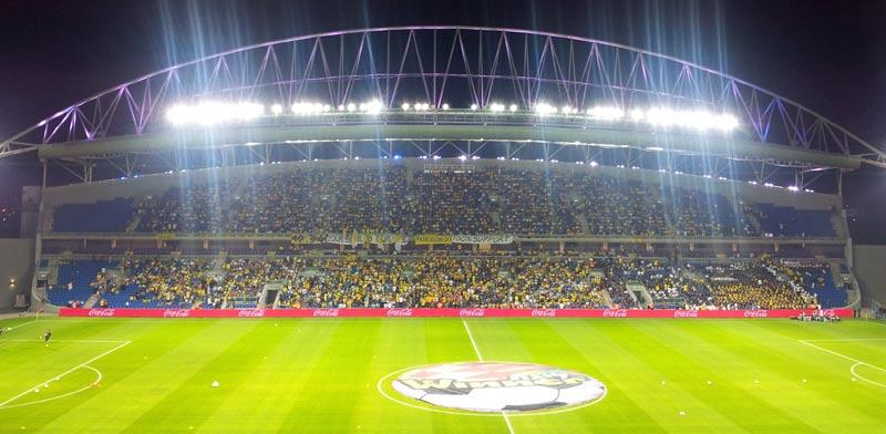 אצטדיון נתניה / צלם: שלומי יוסף
