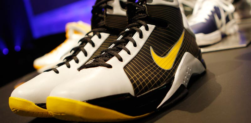 Nike Photo: Reuters
