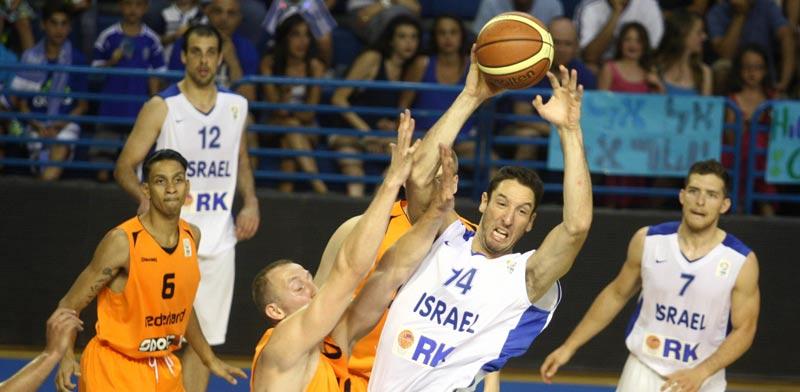 נבחרת ישראל בכדורסל, יניב גרין / צלם: איגוד הכדורסל
