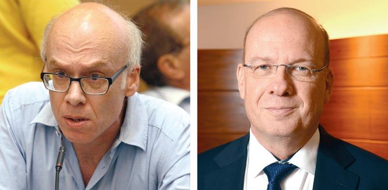"""עו""""ד מאיר לינזון ועו""""ד עופר מנירב / צילום: איל יצהר גיל יוחנן"""