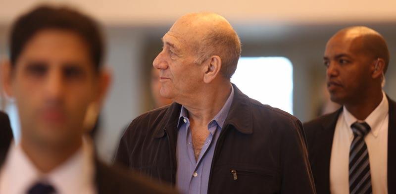 Ehud Olmert  photo: Noam Moscovitz, Walla