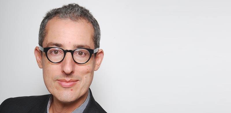 """אוליבייה גוטמן, מנכ""""ל דקסיה / צילום: יצחק כהן"""
