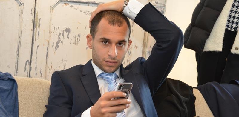 עומר דמארי / צלם: תמר מצפי