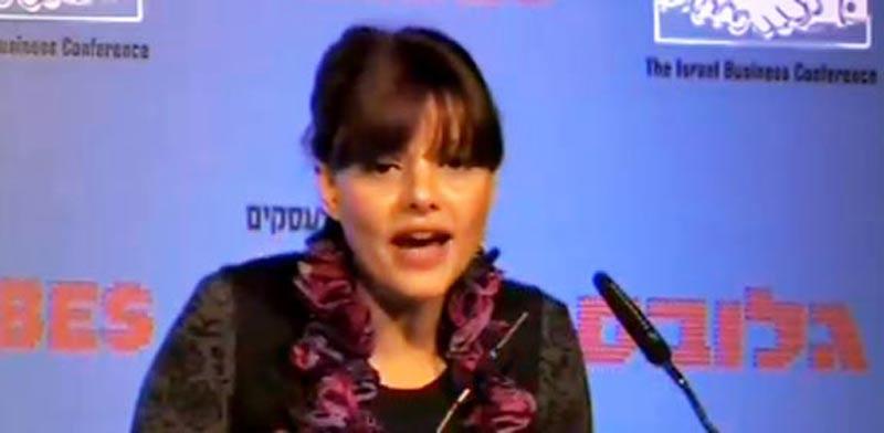 אורלי לוי אבקסיס / צילום: מתוך הוידאו