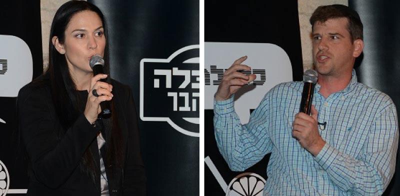 """""""המון שחקנים שלא התעניינו בישראל מחפשים במי להשקיע כאן"""""""