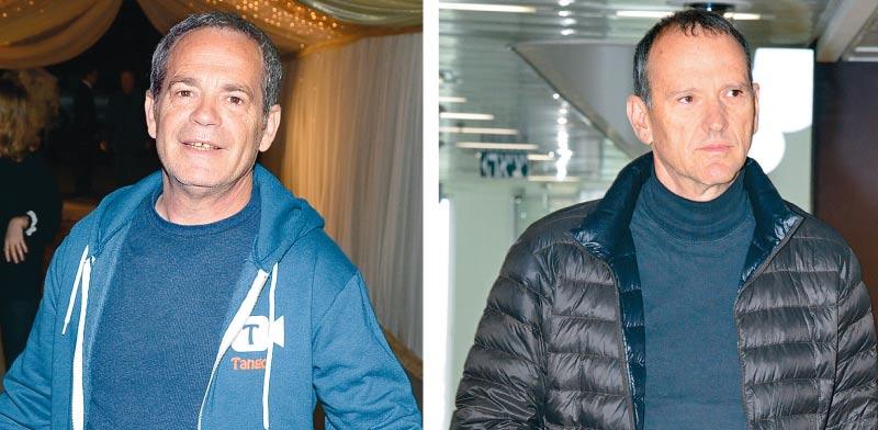 שמעון וינטרוב ורונן פלד / צילום: יוסי כהן ותמר מצפי