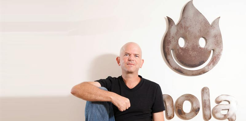 Hola CEO Ofer Vilenski