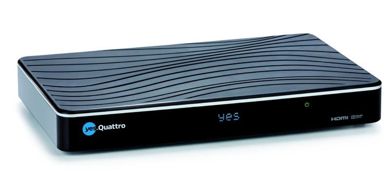 Yes Quattro  / צילום: יחצ